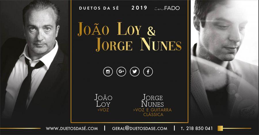 IN FADO - João Loy & Jorge Nunes
