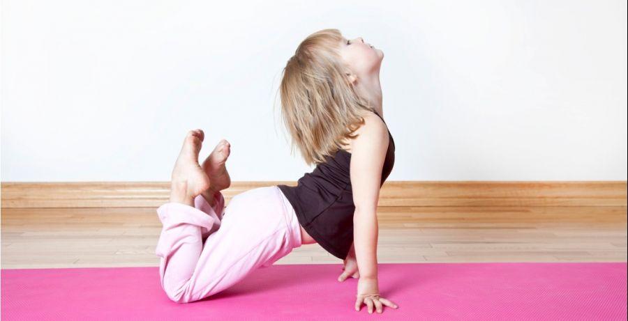 Yoga para crianças (Cuidar com Amor)