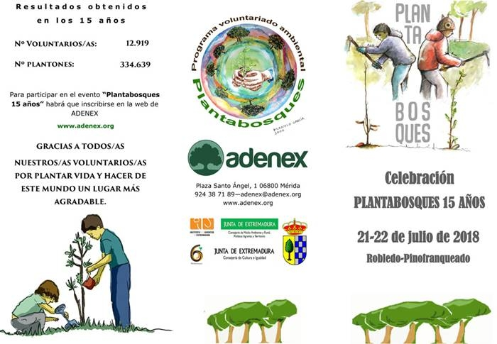 FIESTA 15 AÑOS PLANTABOSQUES