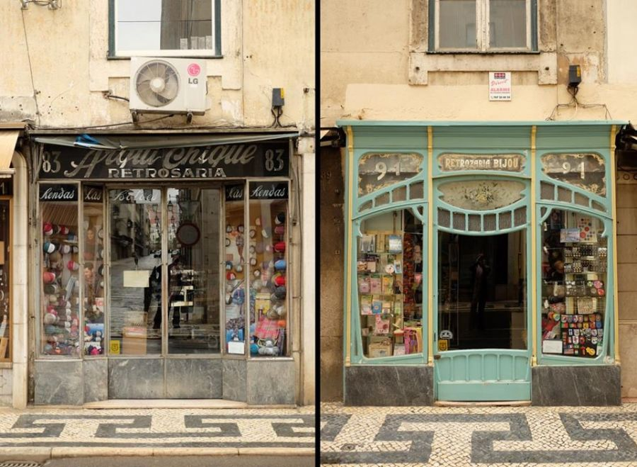 Old Textile Shops of Lisbon | Guided Tour