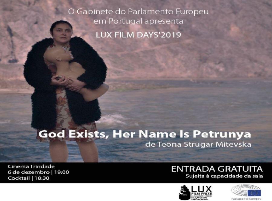 LUX FILM DAYS'2019: um convite à celebração do cinema Europeu