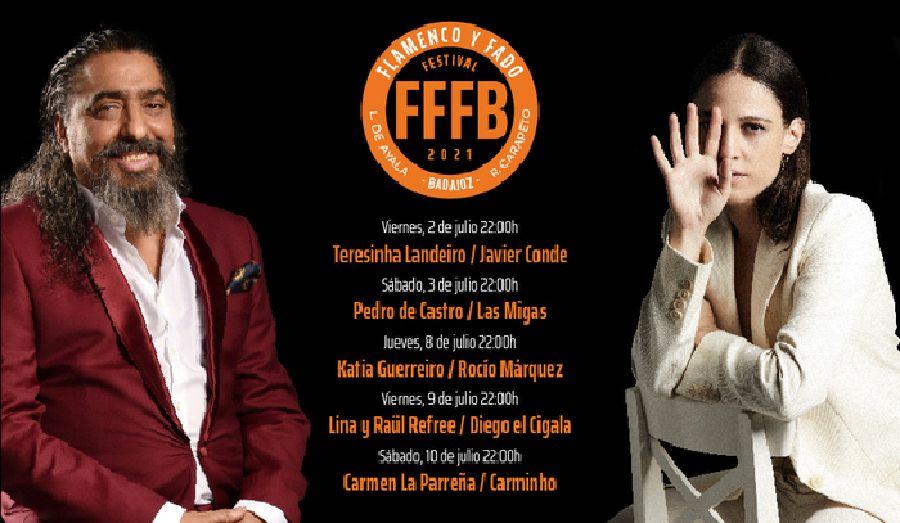 Festival de Flamenco y Fado de Badajoz 2021