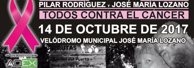 III Memorial Pilar Rodríguez y Jose María Lozano TODOS CONTRA EL CÁNCER