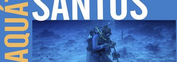Exposição fotografia subaquática de Sérgio Santos