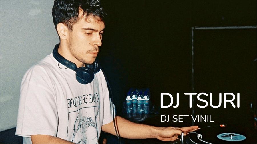 DJ Tsuri - DJ Set Vinil - Café LAPO