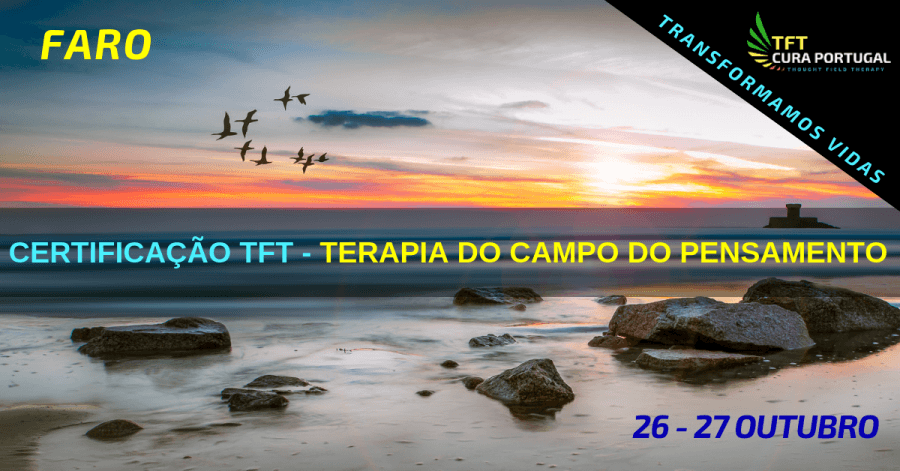 TFT - Cura imediata Traumas Emocionais - Faro