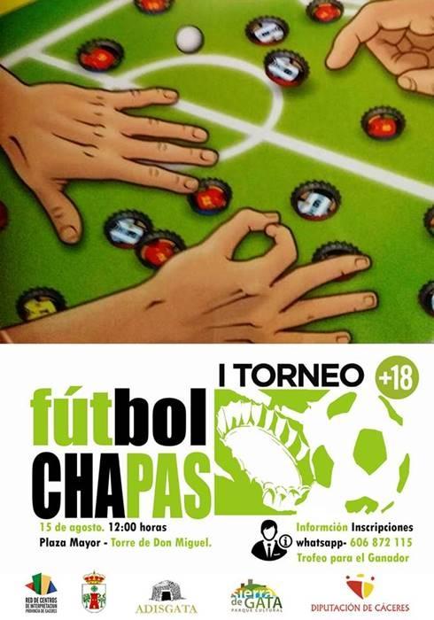 I TORNEO FÚTBOL CHAPAS || Torre de Don Miguel