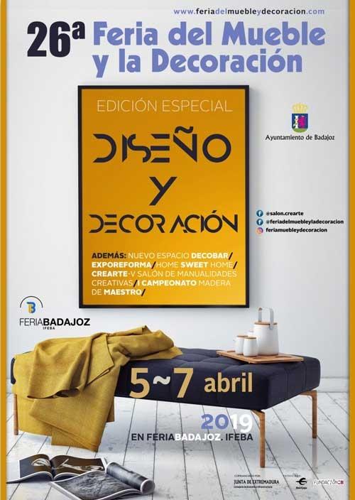 26º Edición de la Feria del Mueble y la Decoración | IFEBA