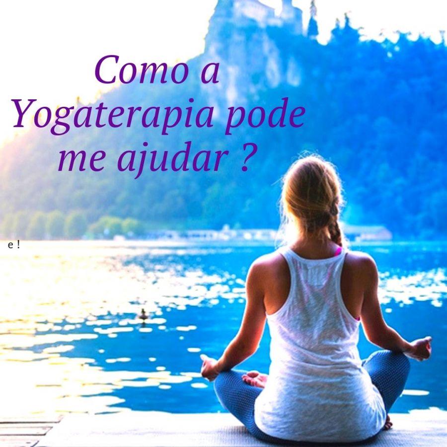 Sessões de Yogaterapia Individual e Grupo