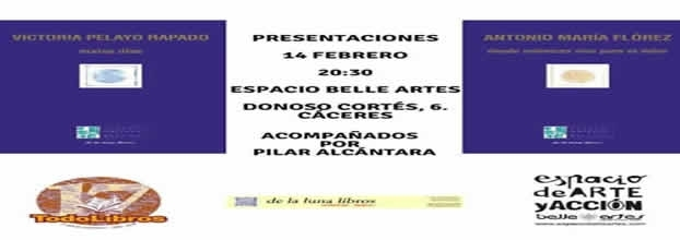 Presentación  en Cáceres de los últimos títulos de la colección Lunas de Oriente