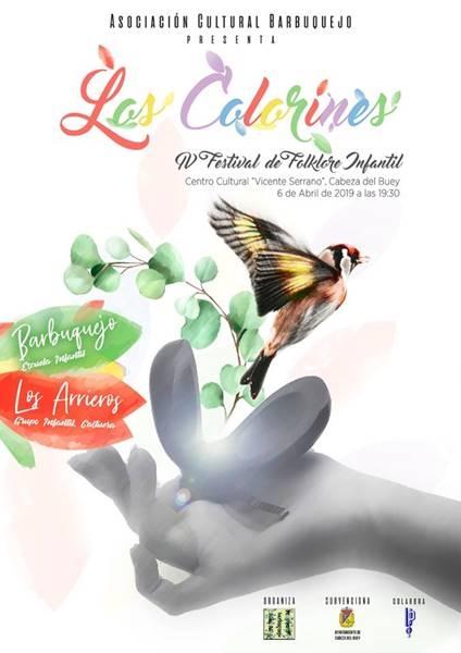 IV Festival de Folklore Infantil 'LOS COLORINES'