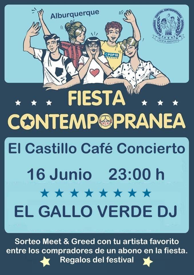 ¡Fiesta Contempopranea en Alburquerque!
