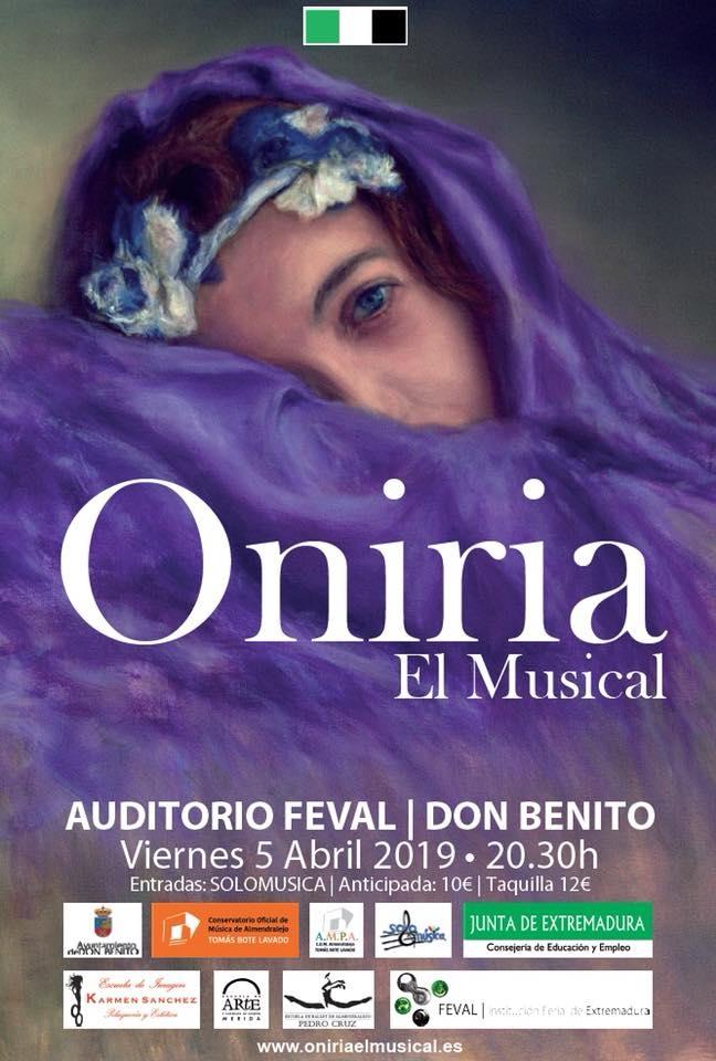 ONIRIA, el musical