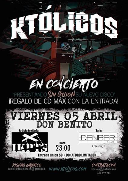 K-tólicos en Don Benito