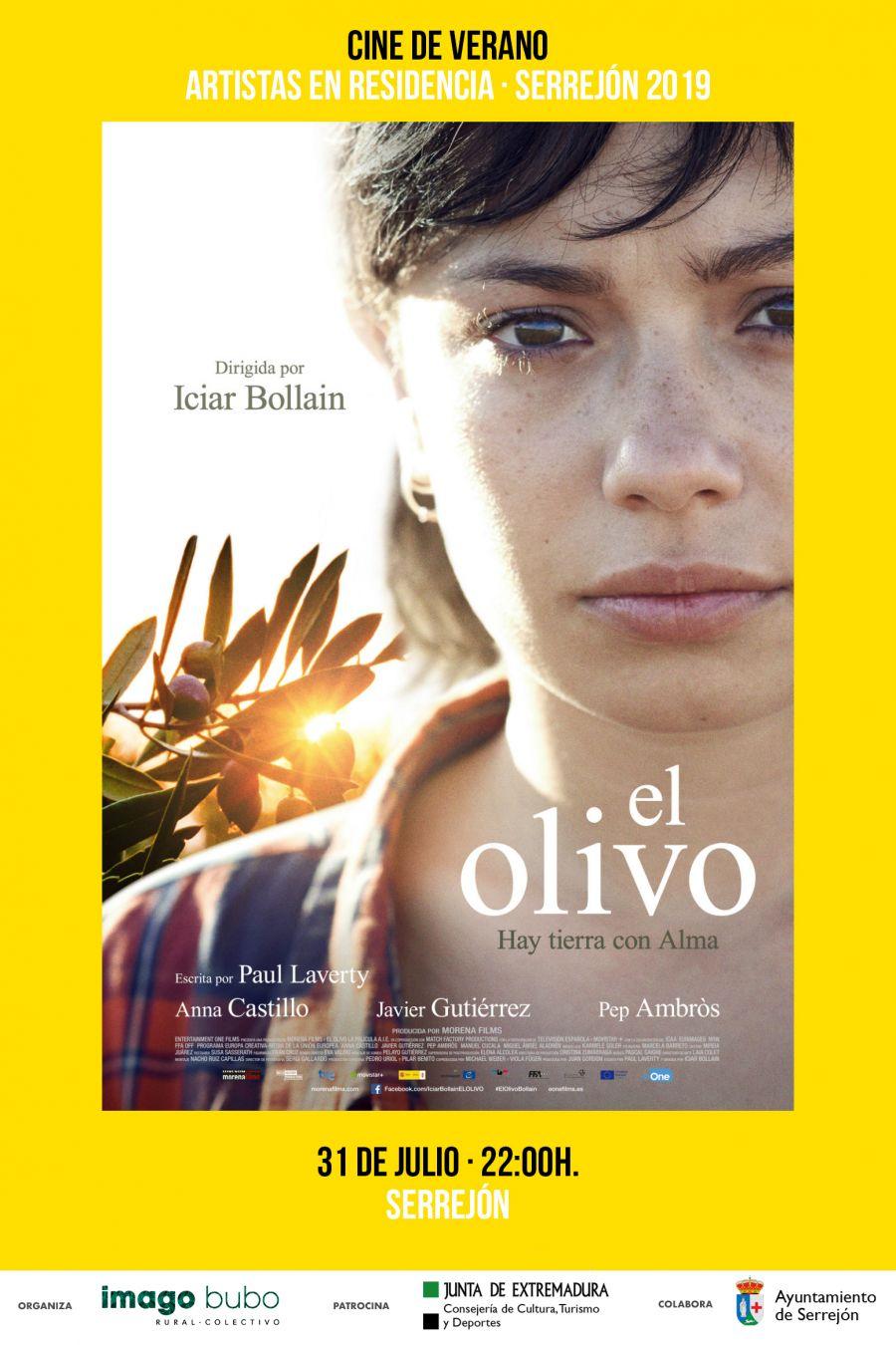El Olivo (Cine de Verano · Residencia de Artistas)