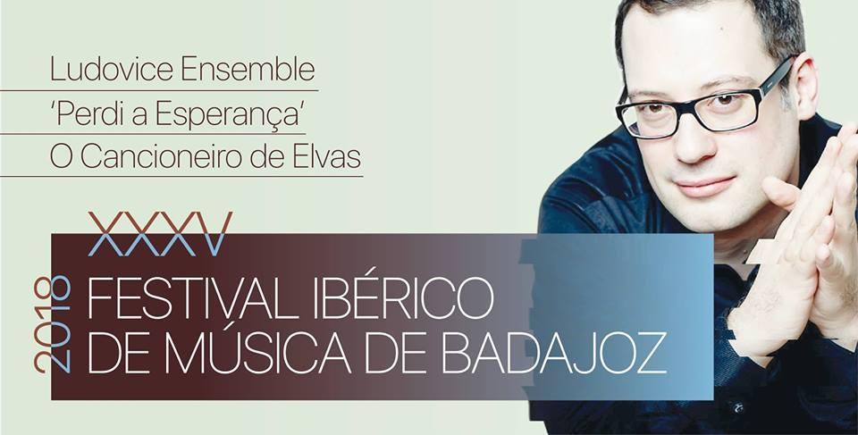 LUDOVICE ENSEMBLE // XXXV Festival Ibérico de Música de Badajoz