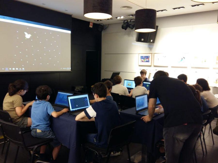 Workshop SuperGeeks de Criação de Videojogos