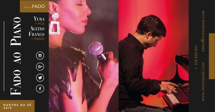 IN FADO - Fado ao Piano - Yura & Aleixo Franco