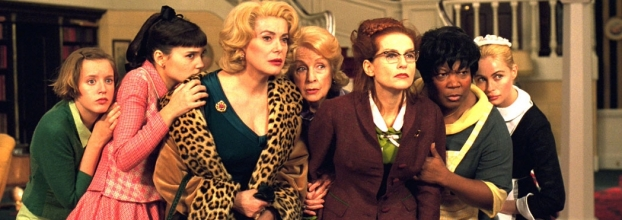 Viernes cinéfilos. 8 femmes (8 mujeres). François Ozon. 2002