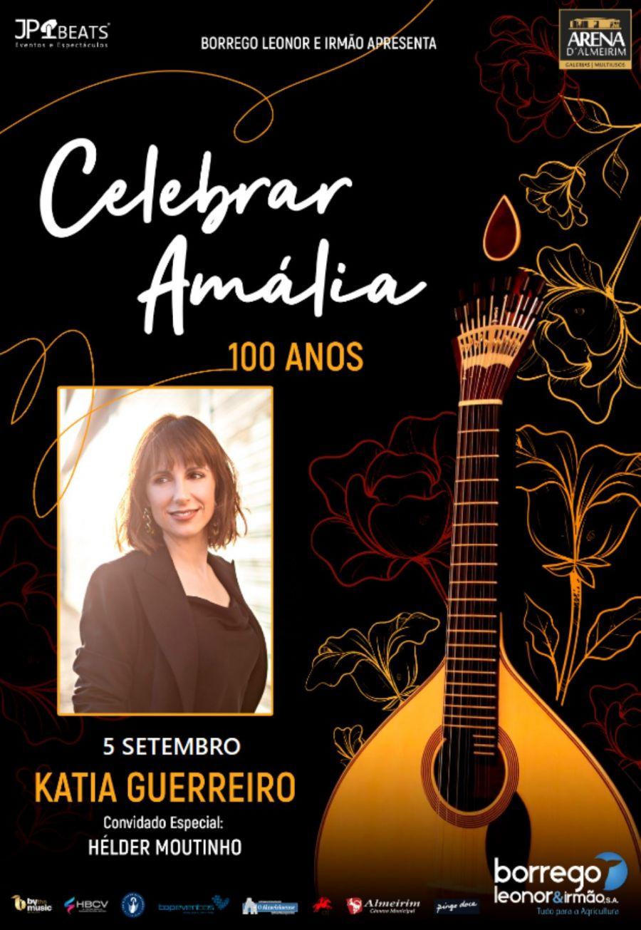 Celebrar Amália -100 anos   Kátia Guerreiro