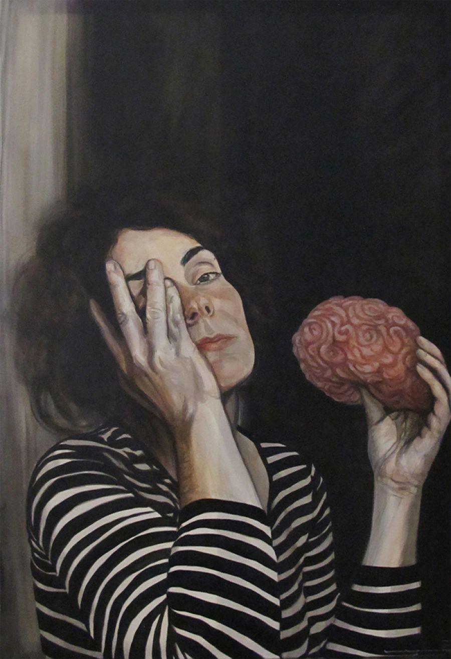 Exposição de Pintura 'Female Gaze', de Lia Ferreira