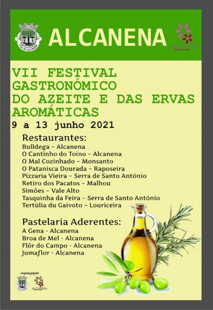 VII Festival do Azeite e das Ervas Aromáticas