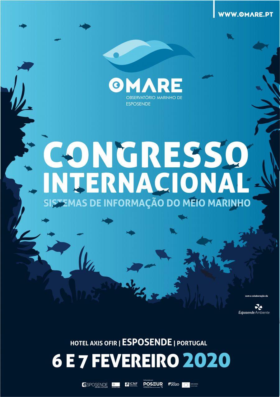 Congresso Internacional Sistemas de Informação do Meio Marinho
