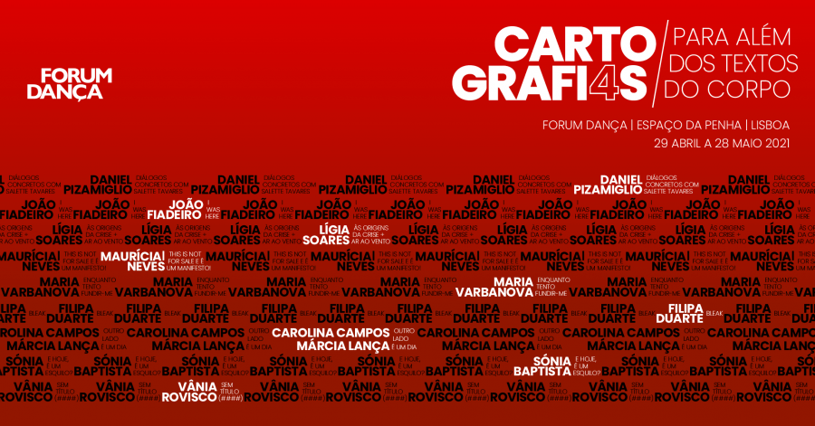CARTOGRAFIAS #4 / PARA ALÉM DOS TEXTOS DO CORPO