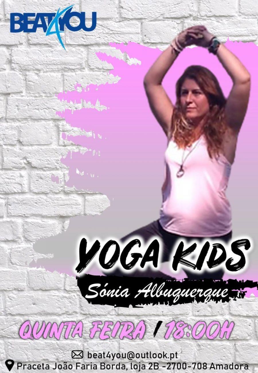 Aulas de Yoga Kids