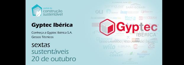Sexta Sustentável na Gyptec Ibérica   20 de Outubro 2017   10h00