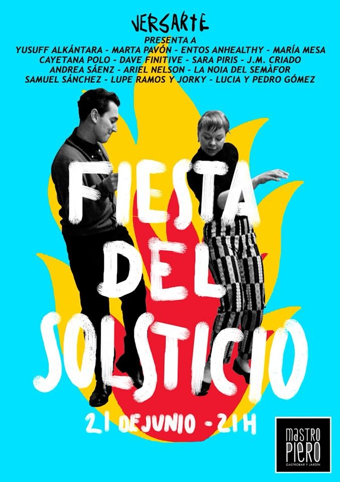 FIESTA DEL SOLSTICIO || Versarte