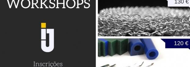 Workshop de Modelação de Ceras perdidas