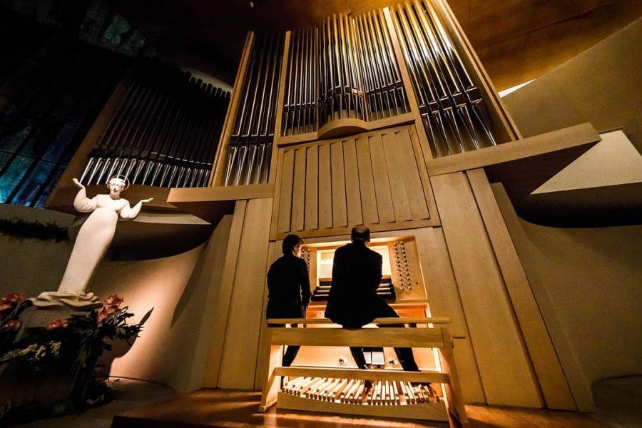 Lançamento do CD do Grande Órgão de Tubos da Igreja de Nossa Senhora da Maia