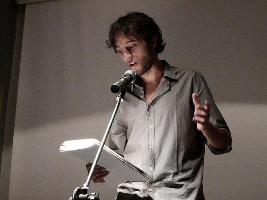 Encuentro literario con el poeta Alberto Guirao