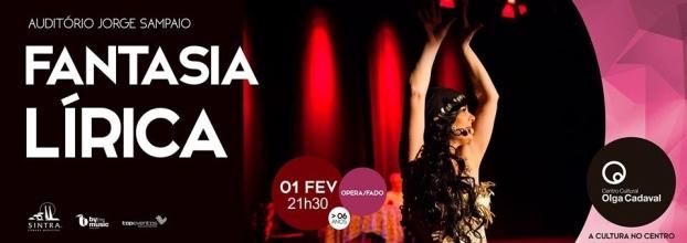 Fantasia Lírica - Yolanda Soares