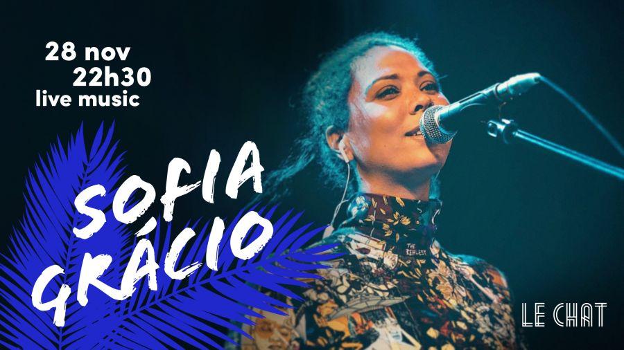 Live Music - Sofia Grácio