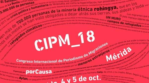 I Congreso internacional de Migraciones - PorCausa 2018