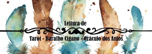 Leituras de tarot, baralho cigano e Oráculo dos Anjos