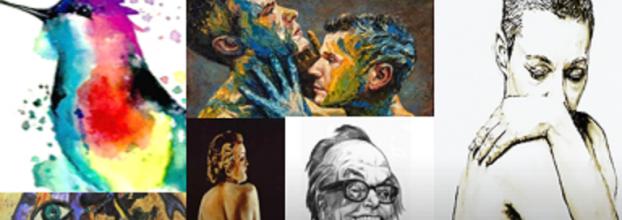 Pint'Arte - Mercado da Romeira - Exposição e Comércio de Pintura