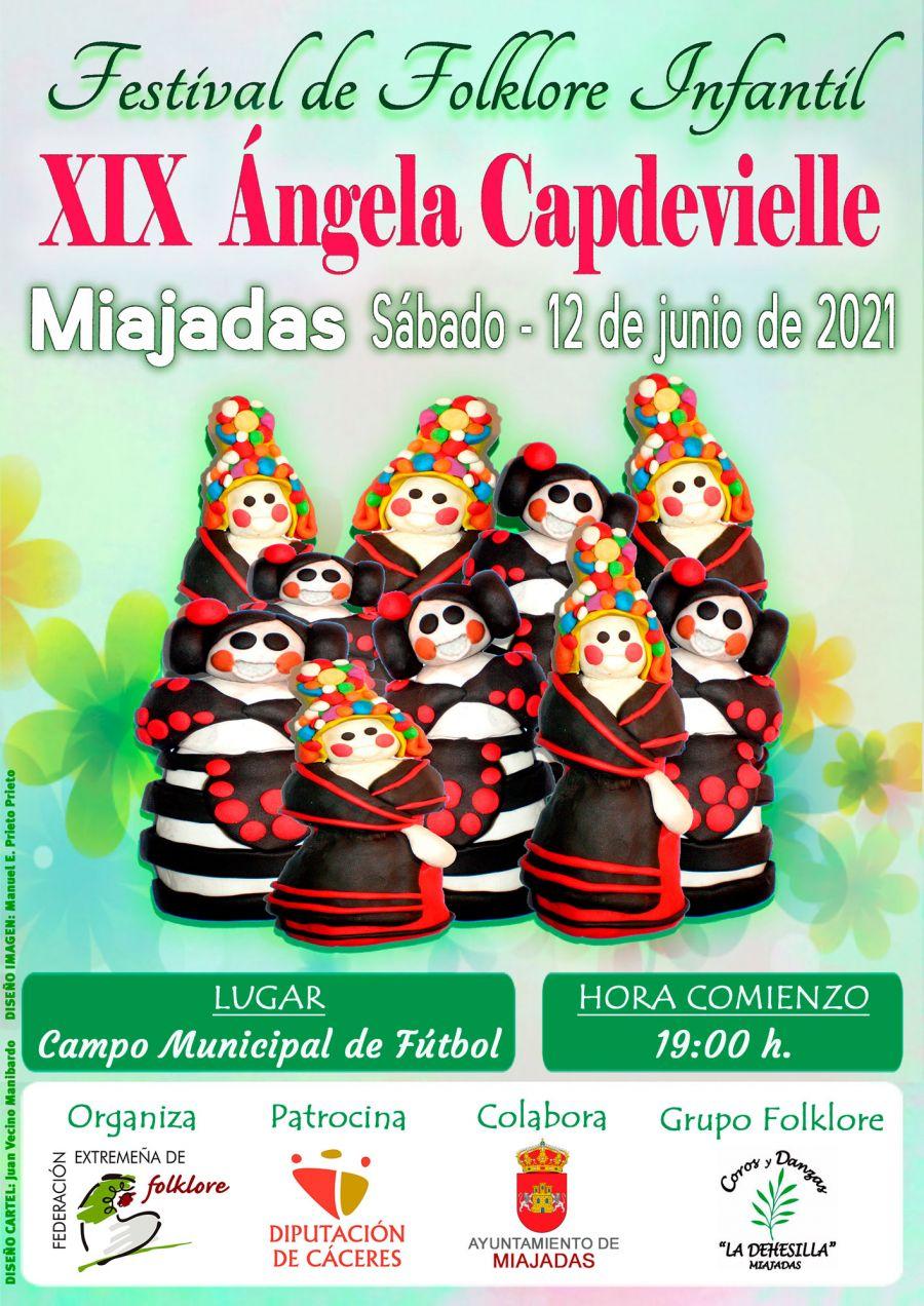XIX Festival Infantil 'ÁNGELA CAPDEVIELLE'