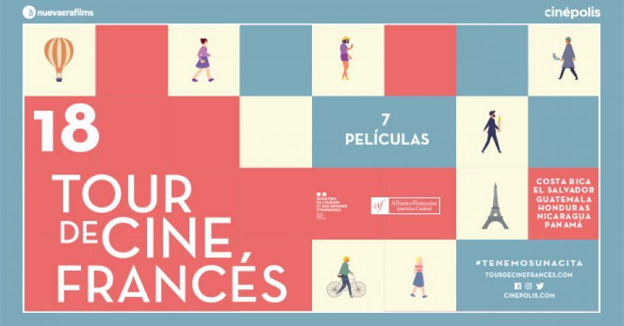 Tour de Cine Francés 2020