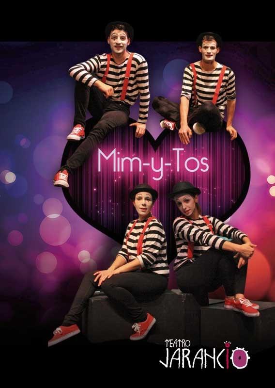 MYMITOS. EL MUSICAL // Jarancio Teatro