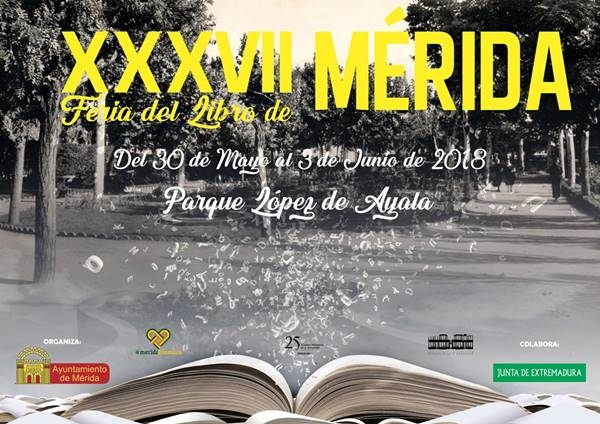 XXXVII Feria del Libro de Mérida