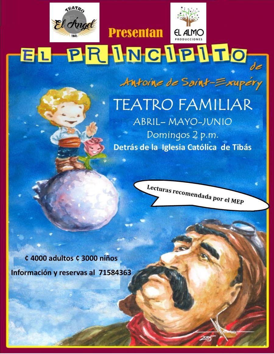 El Principito. Teatro familiar