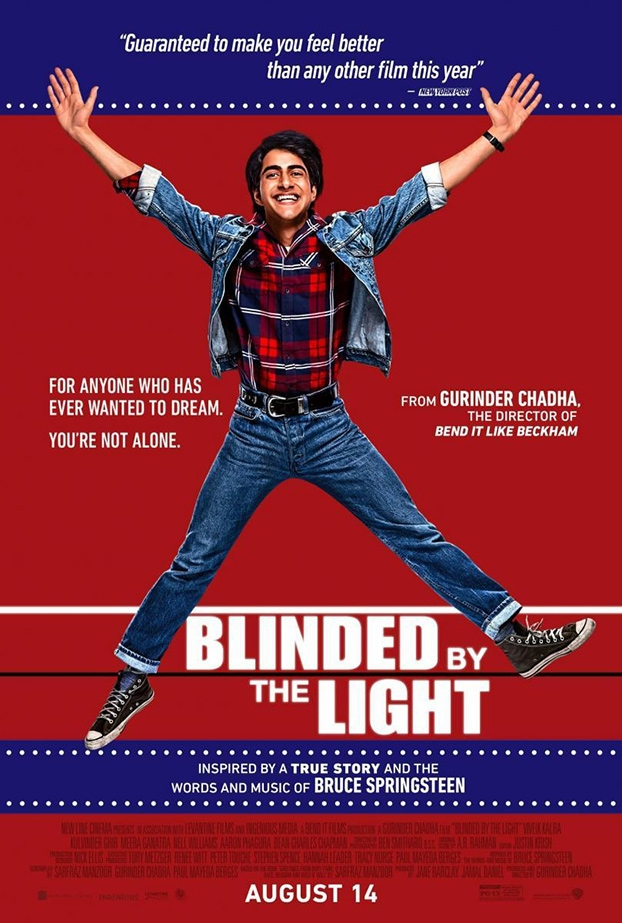 Festival de cine europeo 2019. Blinded by the light. Reino Unido