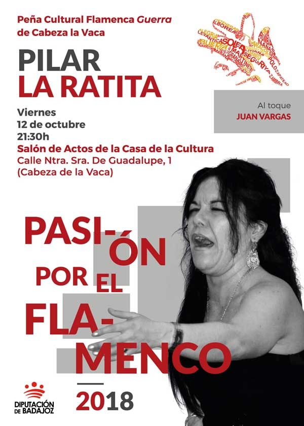 Pasión por el Flamenco | Pilar 'La Ratita'