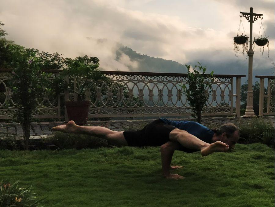 Hatha Yoga - Aulas regulares