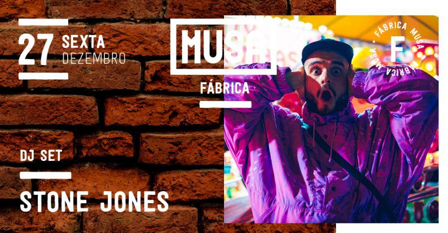 Stone Jones | DJ Set