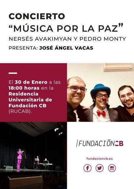 Concierto 'Música por la paz' || RUCAB