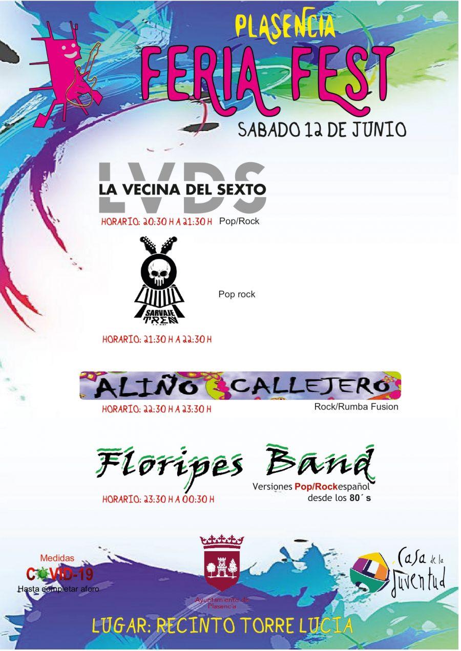 Plasencia Feria Fest